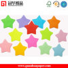 Professional Custom Memo Pad Star Shaped Sticky Notes