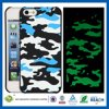 C&T Glow Rubber Case Cover for Apple iPhone 5 S