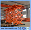Stationary Hydraulic Lifter with CE