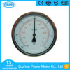 160mm Stainless Steel Back Type Liquid Filled Pressure Gauge Manufacturer