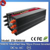 5000W 24V DC to 110/220V AC Modified Sine Wave Power Inverter