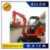 Silon 2500kg Steel Track Crawler Excavator with 0.07m3 Bucket