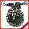Ffa Education Badge, Custom 3D Die Cast Badge
