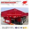Hot Sale Heavy Duty 30t - 60t 40FT Side Wall Drop Semi Trailer