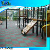 Wanderful Design Certificated Outdoor Bright Color Rubber Tile