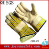 Winter Leather Glove Keep Worker Safety Working (CAPL368)