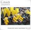 Double Piston Continuous Screen Changer for Plastic Recyclingt Extruder