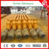 168mm- 323mm Cement Screw Conveyor, Powder Spiral Screw Conveyor