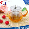 High Quality Heat Resistant Borosilicate Glass Teapot (CHT8152)