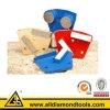 PCD Trapezoid Diamond Abrasive Tools