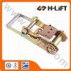 Metal Handle Ratchet Buckle / Ratchet Belt Buckle