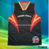 Cheap Price Customized Reversiblepolyester Basketball Jersey (BA-35)