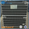 High Quality Stackable Storage Wire Mesh Folding Containers