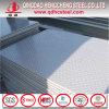 Slip Resistance Steel Hot Dipped Galvanized Checkered Plate for Floor