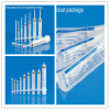 Disposable Medical 3-Parts Luer Lock Syringe with or Without Needle in PE Package with CE, ISO, GMP, SGS, TUV