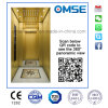 AC Drive Traction Machine Type Home Elevator