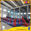 Blue and Red Inflatable Playground Soap Inflatable Football Playground (AQ1806-18)