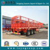 3-Axles Cargo Fence Stake Semi Trailer