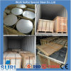Cold Rolled 201 Stainless Steel Circle 0.8%Copper & 1.4%Copper