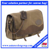 Mens New Designed Leisure Waxed Canvas Messenger Bag