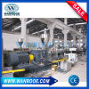 Crushed Pet Flakes Pelletizing Line/Granulating Machine