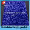 Amber Karatachi Pattern Glass/Figure Glass/Bronze Karatachi for Building