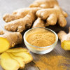 ISO22000&Kosher Supplier of Microwave-Dried Ginger Powder