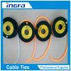 High Quality Soft PVC Colorful Cable Marker for Electric Wires