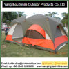 Roof Top Double Layer Canvas Ridge Outdoor Tent for Restaurant