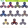 Tri-Spinner Fidget Toy Ceramic EDC Hand Finger Spinner Desk Focus Toys