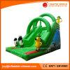 Cartoon Character Outdoor Giant Lane Slide (T4-307)