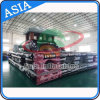 Giant Inflatable Obstacle Course for Kids, Inflatable Floating Obstacle