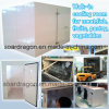Walk-in Cooling Room for Meat Fish Fruits Pastry Vegetables