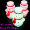 Christmas Snowman LED Night Lamp with Logo Printed (4027)