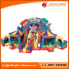 Inflatable Slide Funfair Playground Bouncing Castle for Kids Party (T6-201)