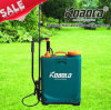16L Backpack Agriculture Hand Sprayer, Double Pump Knapsack Sprayer