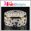 2017 Wholesale OEM Cute Ceramic Ring Box