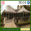 5X5m Outdoor Garden Medium Aluminum Wedding Tent for Sale