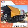 Bitumen Synchronous Chip Sealer Truck for Sales