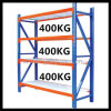 Warehouse Storage Middle Duty Wide Span Stacking Rack & Shelves