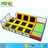 Kids Popular Ce Certification Foam Trampoline Board Soft Padded Indoor Playground Trampoline Park