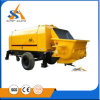 New Condition Cement Concrete Mixer with Pump in India