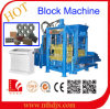 Semi-Automatic Concrete Cement Brick Making Machine