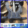 11100kgs CCS Carbon Steel CB711-95 Spek Anchor