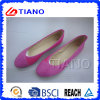 Fashion and Elegant Lady′s Ballet Flats Shoes (TNK23807)