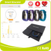 Blood Pressure Monitor Heart Rate Blood Oxygen Pedometer Waterproof Wristband