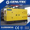 50Hz 1500rpm 180kVA Soundproof Weichai Diesel Generator Set