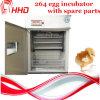 264 Eggs Egg Incubator for Sale (YZITE-5)