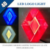 4D LED Logo Badge Light for Renault