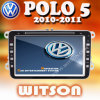 Double DIN DVD for Polo 5 (W2-D9235V)